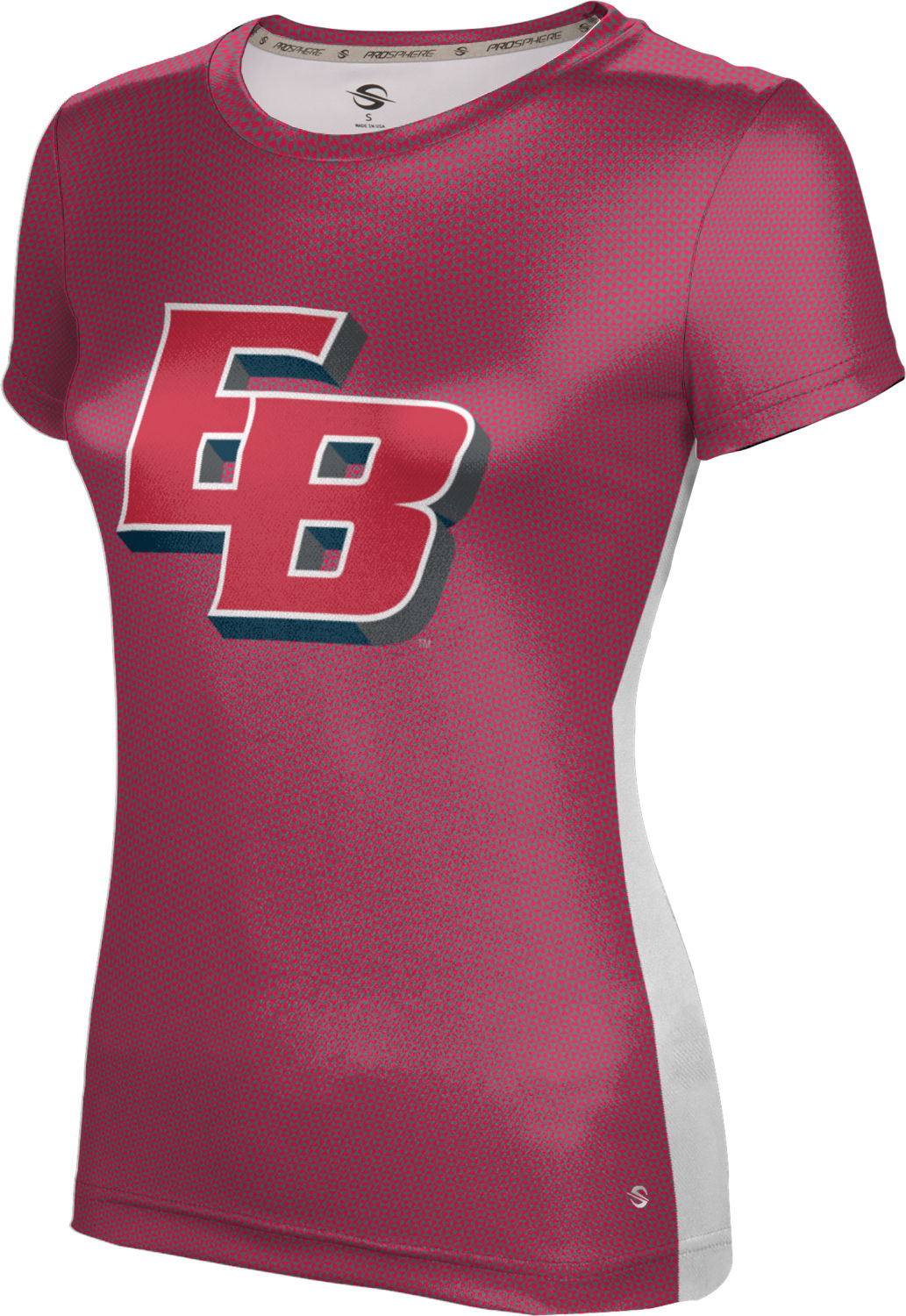 ProSphere Girls' California State University East Bay Embrace Tech Tee