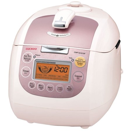 Cuckoo 10-Cup Electric Heating Pressure Rice Cooker