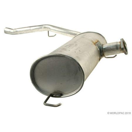 Ansa W0133-1768488 Exhaust Muffler for Toyota