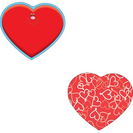 Frank Schaffer Publications/Carson Dellosa Publications Hearts Mini Cut Out - Heart Cut Outs