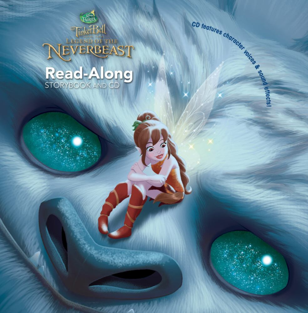 Legend of the NeverBeast Read-Along Storybook & CD