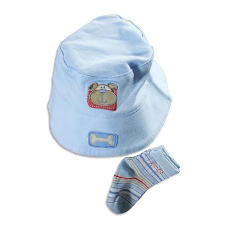 Toga For Women (Tiny Togs - Baby Boys Hat And Socks Set Blue / One)