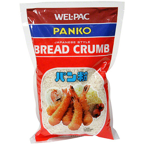 Wel-Pac Panko Breadcrumbs, 6 oz (Pack of 12)