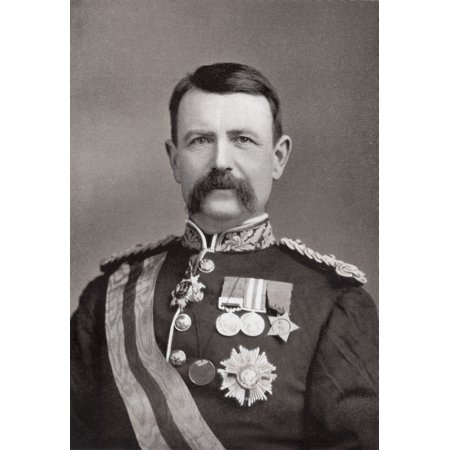 General Sir Charles Warren 1840 To 1927 Officer In The British Royal Engineers And Later Commissioner Of The London Metropolitan Police From The Book South Africa And The Transvaal War By Louis Creswi](Charlie Warren)