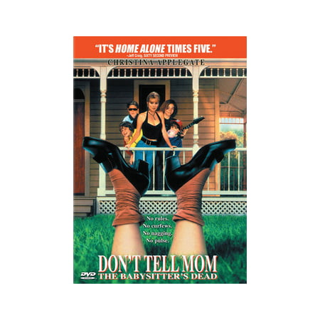 Don't Tell Mom The Babysitter's Dead (DVD)