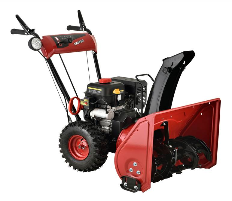 24 in. Gas Snow Blower by Amico Power Corp.