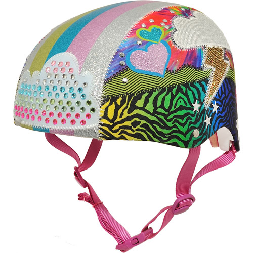 Raskullz Sparklez Loud Cloud Bike Helmet, Child