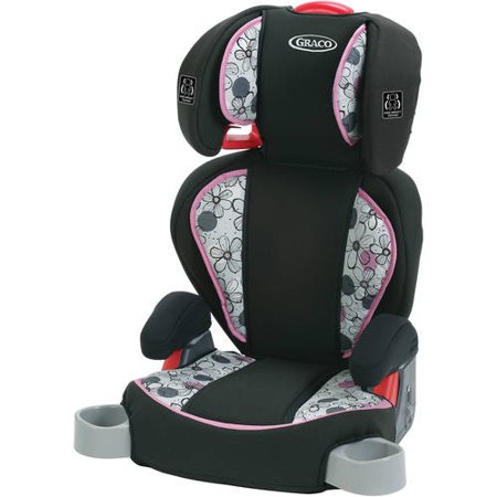 Graco TurboBooster High Back Booster Car Seat Iris