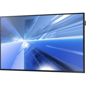"""Samsung DC32E - DC-E Series 32"""" Direct-Lit LED Display for Business - 32"""" LCD - 1920 x 1080 - Direct LED - 350 Nit - 1080p - HDMI - USB - DVI - SerialEthernet"""