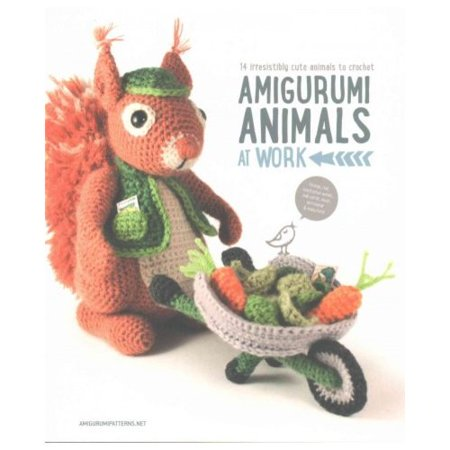 Amigurumi Cute Animals : Amigurumi Animals at Work: 14 Irresistibly Cute Animals to ...