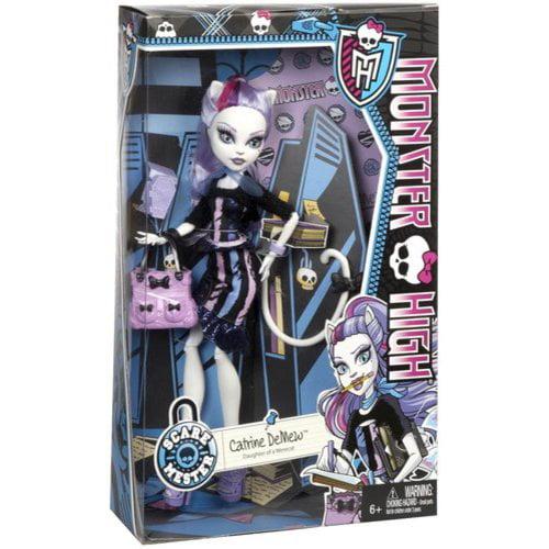 Monster High Scaremester Catrine Demew Doll by Mattel, Inc.