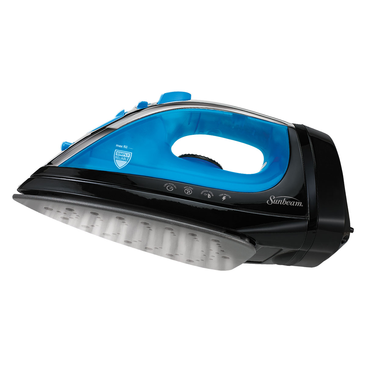 Sunbeam Steam Master Iron with Retractable Cord (GCSBCL-202-000)