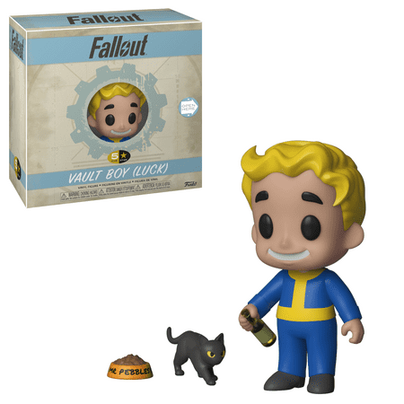 Funko 5 Star: Fallout S2 - Vault Boy (Luck) - Fall Out Boy Halloween Lights