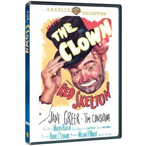 The Clown (Full Frame)