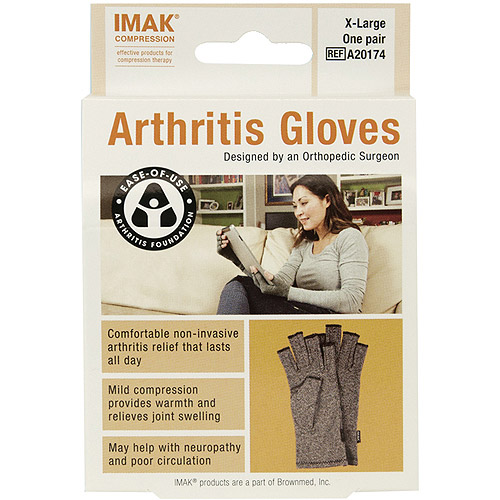 IMAK Arthritis Gloves (pair) Medium