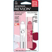 Revlon Kiss Balm Duo Packs, Sweet Cherry, .18 oz