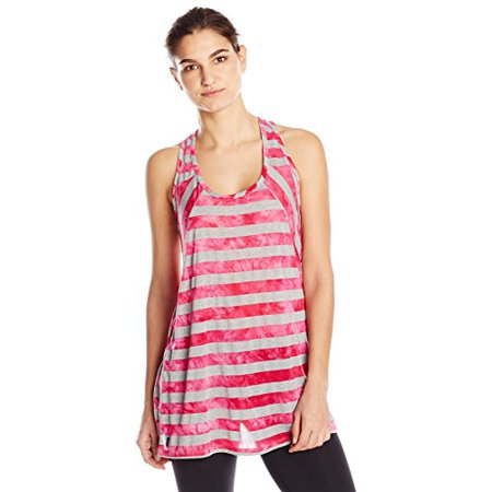 LOLE Women's Dawn Top, Medium, Rhubarb Stripe - image 2 de 2