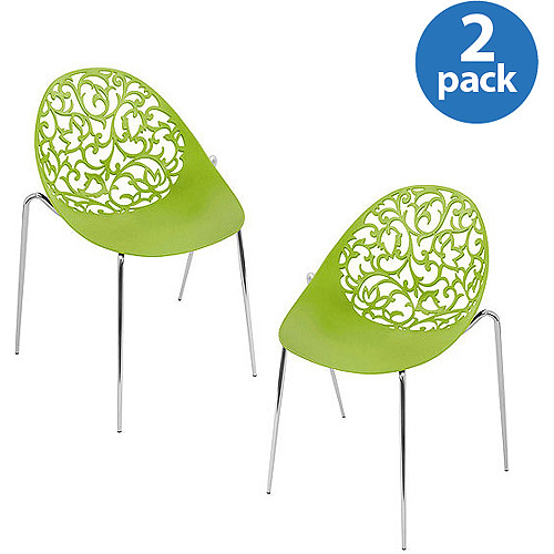 Dahlia Dining Chairs, Set of 2