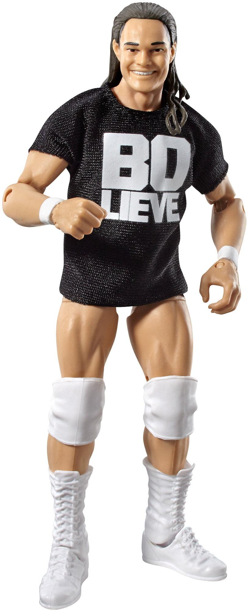 WWE Elite Bo Dallas Action Figure by Generic