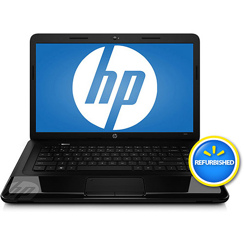 HP Refurbished Winter Blue 15.6 2000 - 2b09wm Laptop PC with AMD E - 300 Accelerated Processor and Windows 8 Operating System