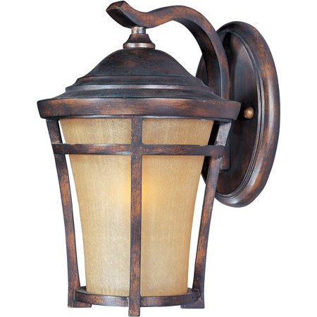 Oxide Fixture (Wall Sconces 1 Light Fixtures With Copper Oxide Finish Viex Material MB 10
