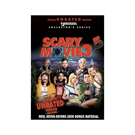 Scary Movie 3 (DVD)](Scary Movies To Rent For Halloween)