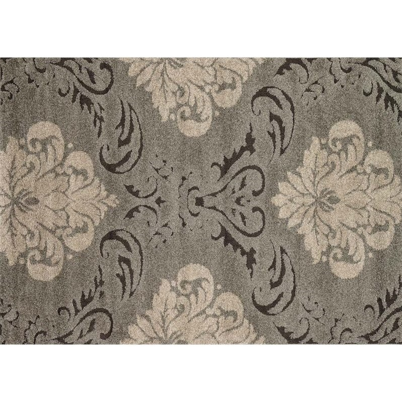 Loloi Rugs Enchant 03SKBE Power Loomed Polypropylene Transitional Area Rug