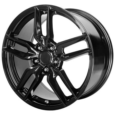 Replica 160GB C7 Corvette 19x8.5 5x4.75