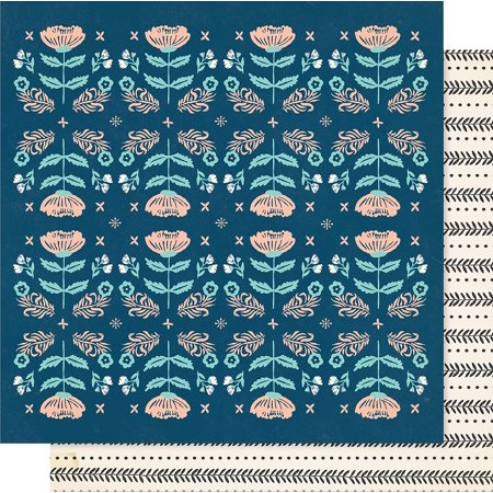 """Maggie Holmes Willow Lane Double-Sided Cardstock 12""""X12""""-Cherish - image 1 of 1"""