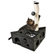 Trixie Pet Products Murcia Scratching Post, Dark Gray