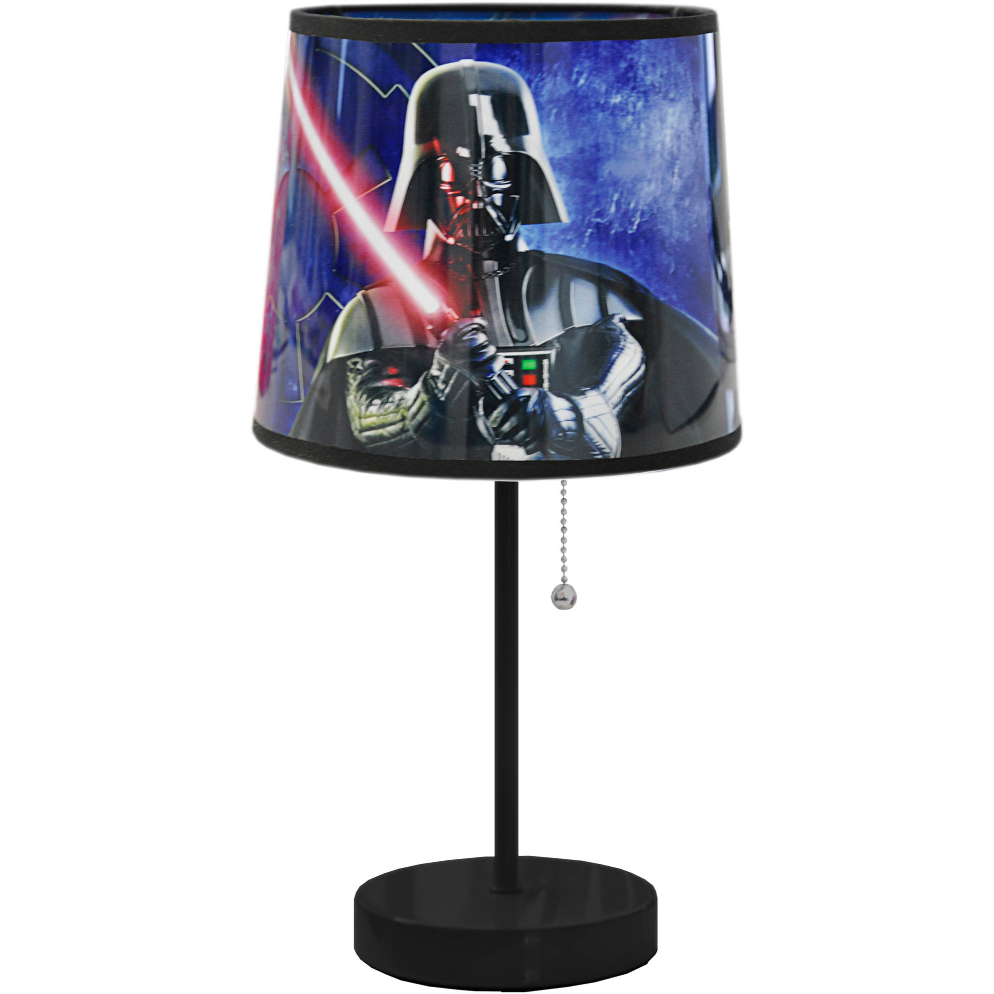 Star wars darth vader table lamp walmart mozeypictures Gallery