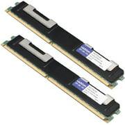 Addon 8gb Ddr2 Sdram Memory Module - 8 Gb [2 X 4 Gb] - Ddr2 Sdram - 667 Mhz - 1.80 V - Ecc - Registered - 240-pin - Dimm (46c7538-amk)