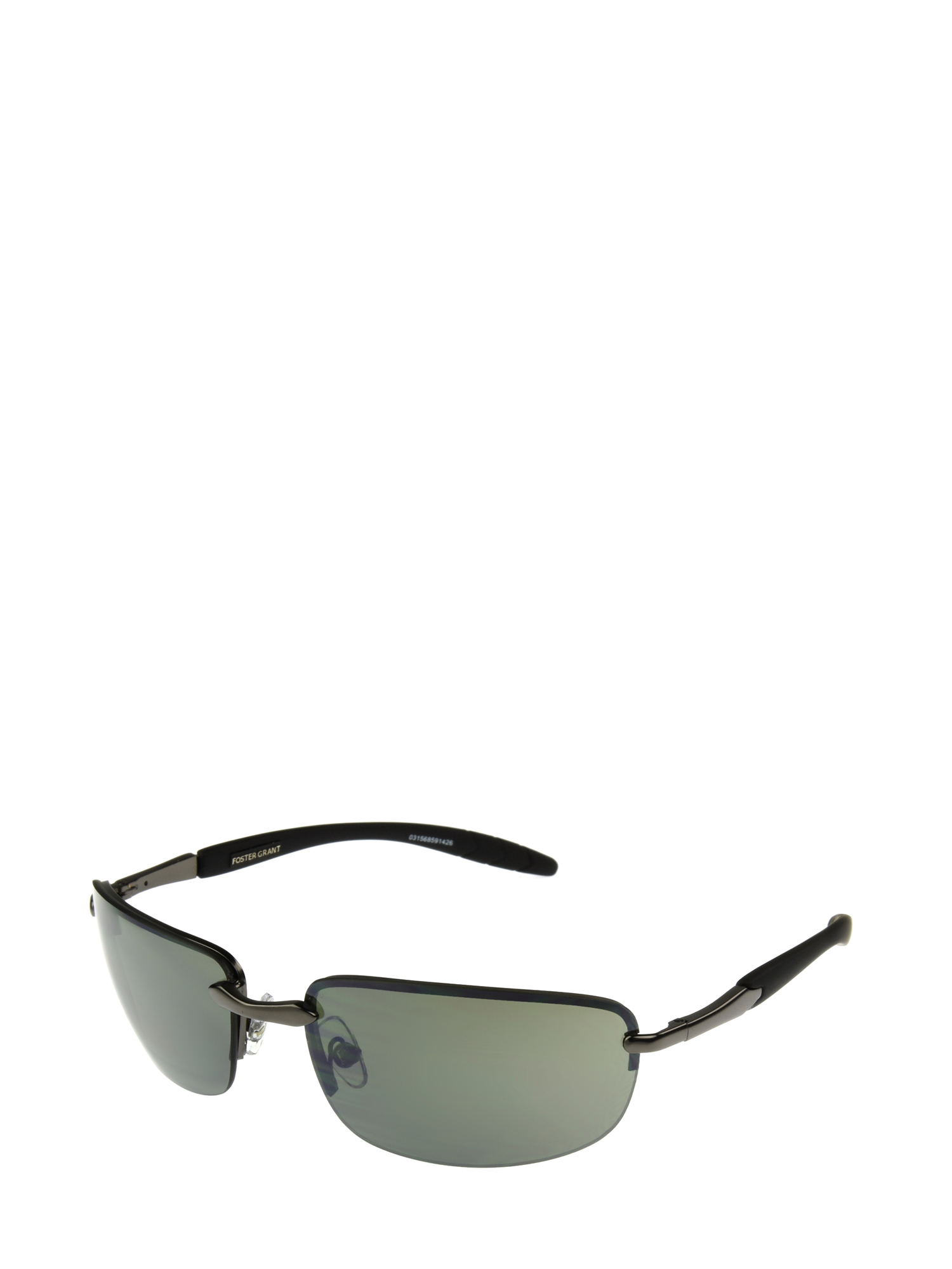 0292c801e5 Foster Grant - Drivers Mens Rectangle 2 Sunglasses - Walmart.com