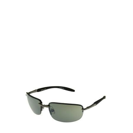 4133932165 Foster Grant - Drivers Mens Rectangle 2 Sunglasses - Walmart.com