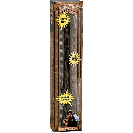 Harry Potter Wand with Light and Sound Halloween Accessory