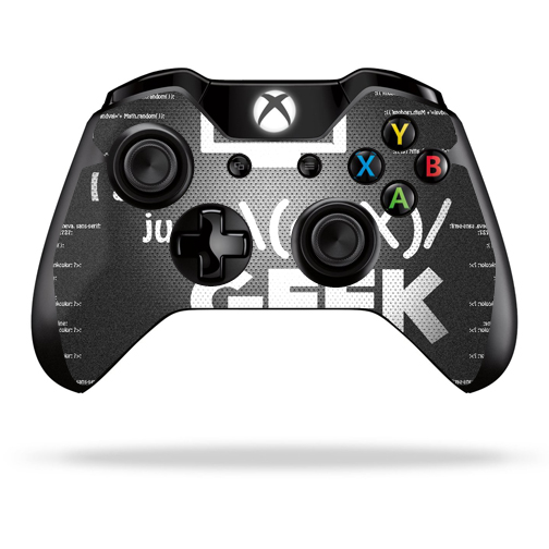 Protective Vinyl Skin Decal Cover for Microsoft Xbox One Controller wrap sticker skins Geek