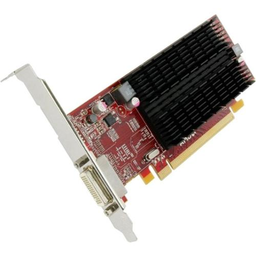 Amd Firepro 2270 Graphic Card - 1 Gb Gddr3 - Pci Express 2.1 X16 - Half-length/low-profile - Single Slot Space Required - Passive Cooler - Directx 11.0, Opengl 4.1 - Pc - 2 X Monitors (100-505970)