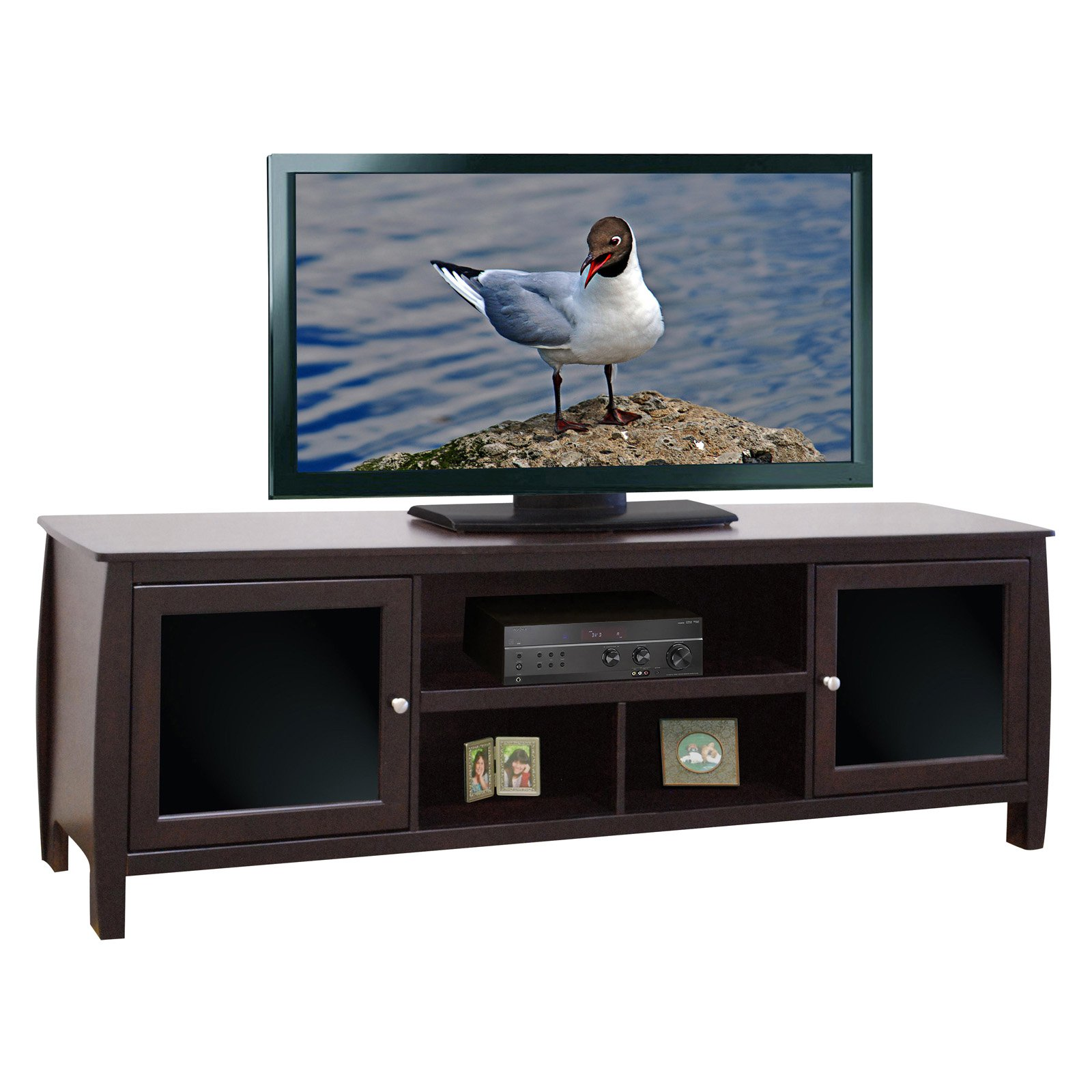 Legends CV1234.MOC The Curve 76 in. TV Console