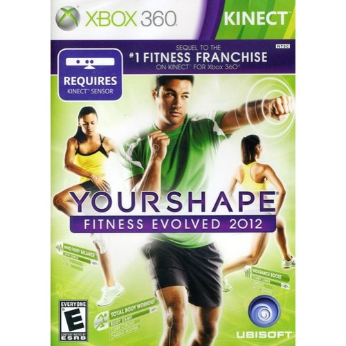 Your Shape Fitness Evolved 2012 (Xbox 360)