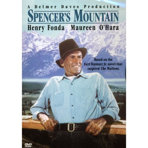 Spencer's Mountain (Widescreen)