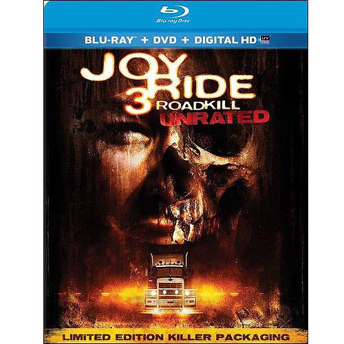 Joy Ride 3: Roadkill (Unrated) (Blu-ray + DVD + Digital HD) (With INSTAWATCH) (Widescreen)