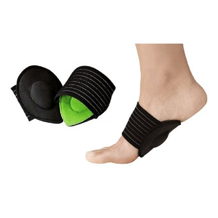 Dr Rogo Orthopedic Arch Support with Comfort Gel -Cushions Plantar Fasciitis Wrap-Compression