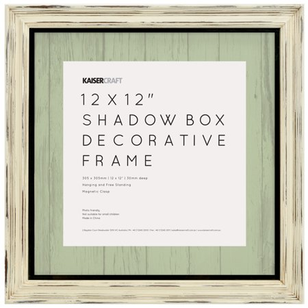 Kaisercraft Shadow Box Frame 12\