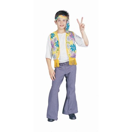 Child Flower Power Boy Costume RG Costumes 90068