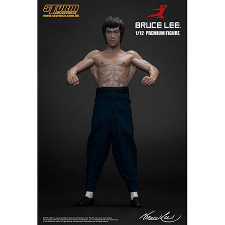 Bruce Lee Statue (Premium Bruce Lee 1:12 Scale Figure )