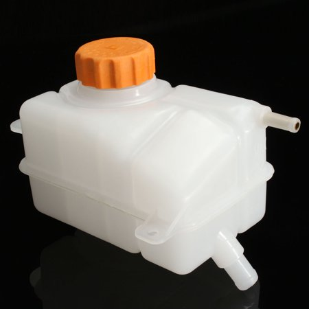Coolant Tank - Car Engine Coolant Reservoir Tank w/ Cap Bottle For 04-08 Chevy Chevrolet Aveo Aveo5 1.6L Liter 96817343 US