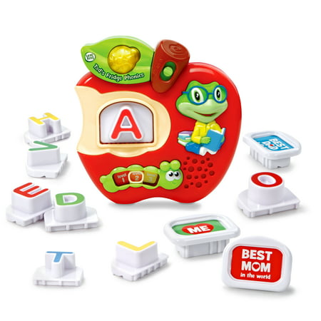 LeapFrog Tad's Fridge Phonics (Best Leapfrog Enterprises Toddler Toys For Girls)