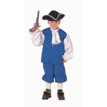 COSTUME-CH. COLONIAL BOY LARGE](Lego Costumes For Boys)