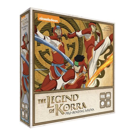 (IDW Games the Legend of Korra: Pro-Bending Arena-Amon's Invasion Board Game Expansion)