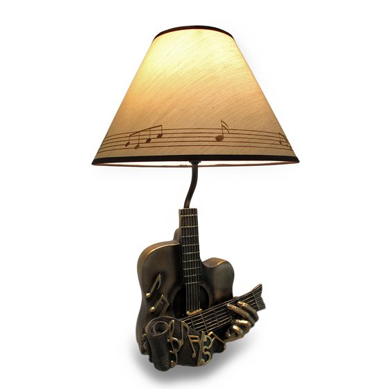 Acoustic illuminations guitar and musical notes 20 inch table lamp acoustic illuminations guitar and musical notes 20 inch table lamp aloadofball Gallery